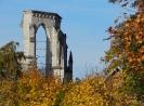 Herbst am Kloster Walkenried - Hoher Chor