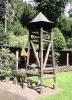 alte Hütteglocke von 1571 im Zorger Kurpark